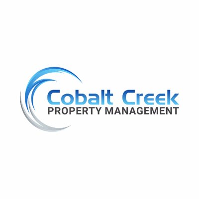 Cobalt Creek Property Management – Logo