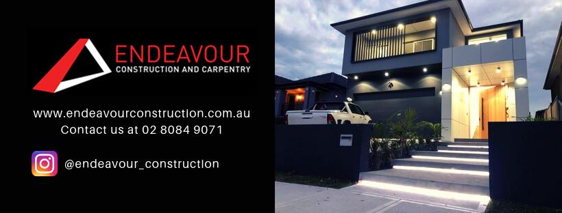 Endeavour Construction & Carpentry