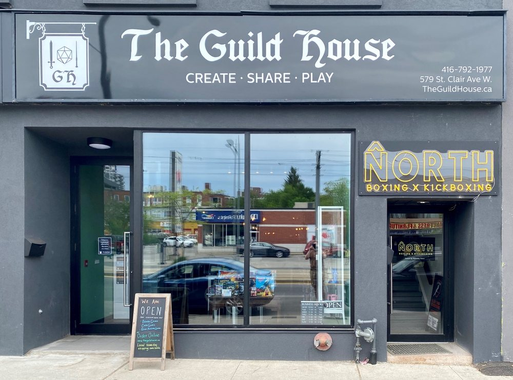 The Guild House